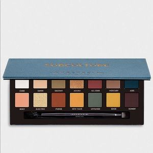Morphe Makeup - Anastasia Beverly Hills subculture palette